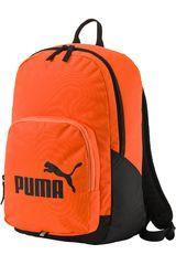 Puma Naranja / Negro de Hombre modelo PHASE BACKPACK Mochilas