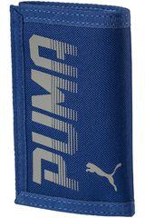 Puma Azul / Gris de Hombre modelo PIONEER WALLET Billeteras
