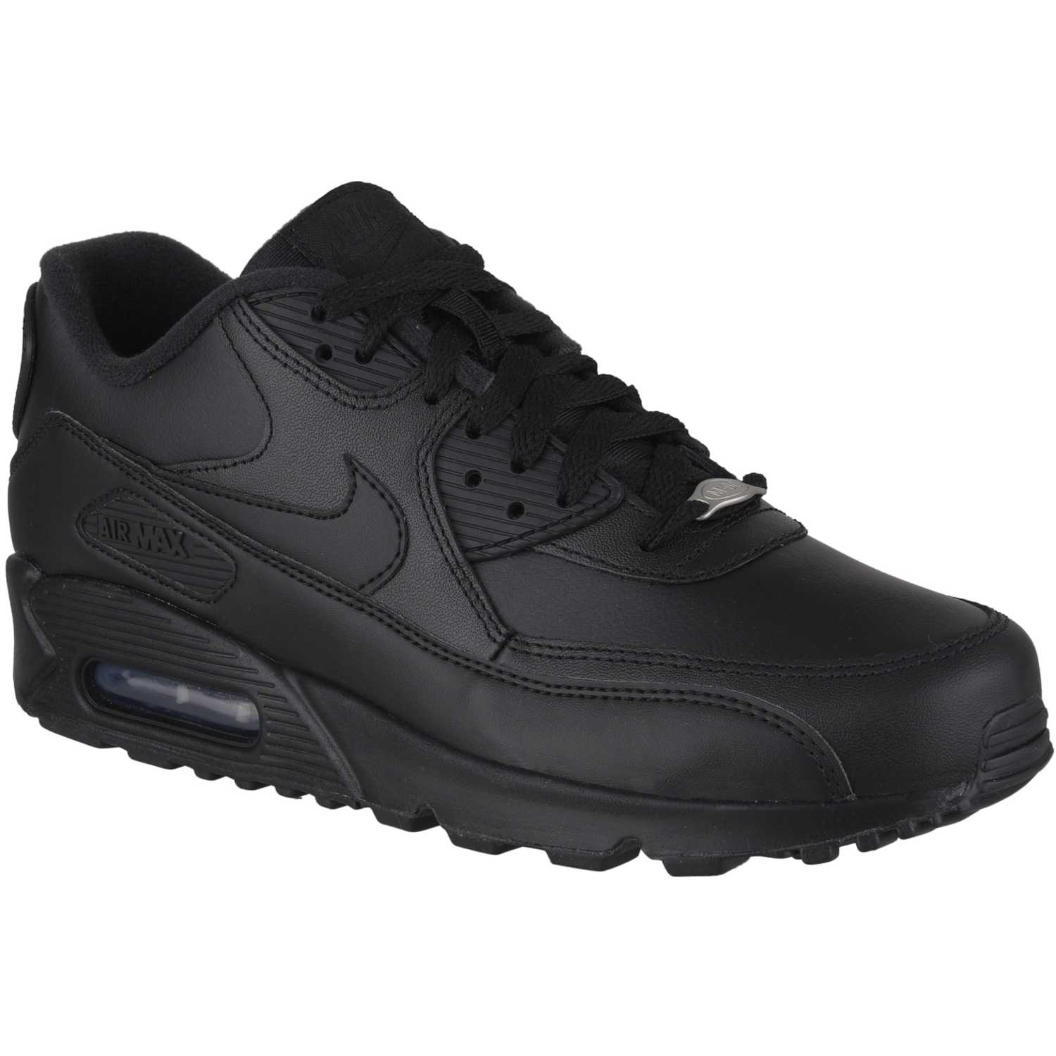 quality design d133e 71ef7 Zapatilla de Hombre Nike Negro / Negro air max 90 leather ...