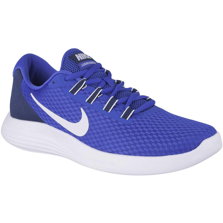 Zapatilla de Hombre Nike Azulino / blanco lunarconverge