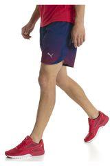 Puma Azul / Rojo de Hombre modelo PACE 7 GRAPHIC SHORT Deportivo Shorts
