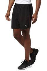 Puma Negro / Blanco de Hombre modelo CORE-RUN 7 SHORTS Deportivo Shorts