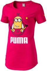 Puma FC/AM de Niña modelo MINIONS TEE Deportivo Polos