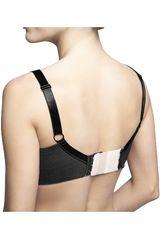 Kayser Negro de Mujer modelo AC.07 Sosténes Lencería Ropa Interior Y Pijamas