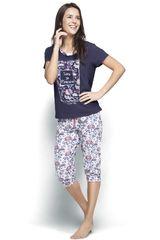 Kayser Azul de Mujer modelo 70.651 Pijamas Lencería Ropa Interior Y Pijamas