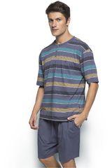 Kayser Azul de Hombre modelo 77.553 Lencería Pijamas Ropa Interior Y Pijamas