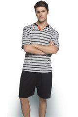 Kayser Gris de Hombre modelo 77.548 Lencería Pijamas Ropa Interior Y Pijamas