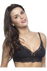 Kayser Negro de Mujer modelo 50.108 Lencería Sosténes Ropa Interior Y Pijamas