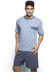 Kayser Azul de Hombre modelo 77.549 Pijamas Lencería Ropa Interior Y Pijamas