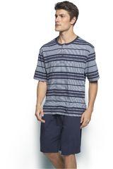 Kayser Azul de Hombre modelo 77.550 Pijamas Lencería Ropa Interior Y Pijamas