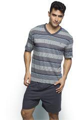 Kayser Gris de Hombre modelo 77.551 Lencería Pijamas Ropa Interior Y Pijamas