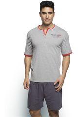 Kayser Gris de Hombre modelo 77.558 Lencería Pijamas Ropa Interior Y Pijamas