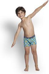 Kayser Turquesa de Niño modelo 97.47 Ropa Interior Y Pijamas Boxers Lencería
