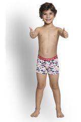 Kayser Rojo de Niño modelo 97.47 Ropa Interior Y Pijamas Boxers Lencería