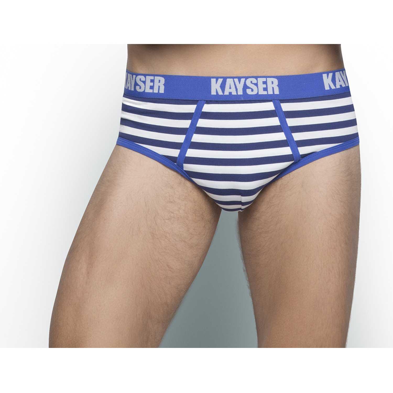 Trusa de Hombre Kayser Azul 91.407
