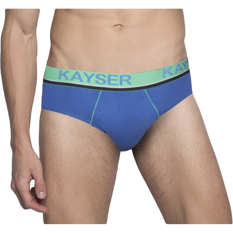 Trusa de Hombre Kayser Azul 91.11