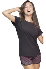Kayser Negro de Mujer modelo 70.662 Pijamas Lencería Ropa Interior Y Pijamas