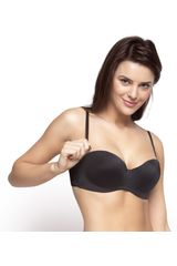 Kayser Negro de Mujer modelo 50.530 Lencería Sosténes Ropa Interior Y Pijamas