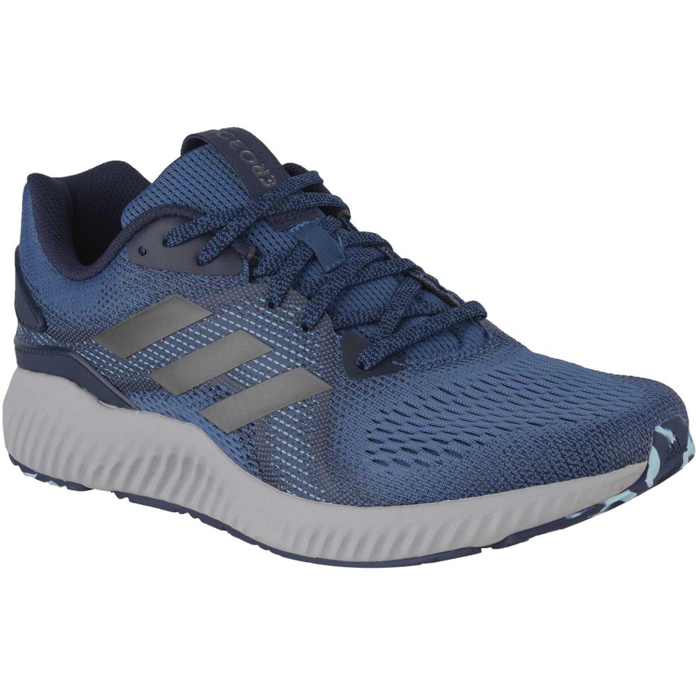 huge selection of d8cb7 9e553 Zapatilla de Hombre Adidas Azul   blanco aerobounce st m