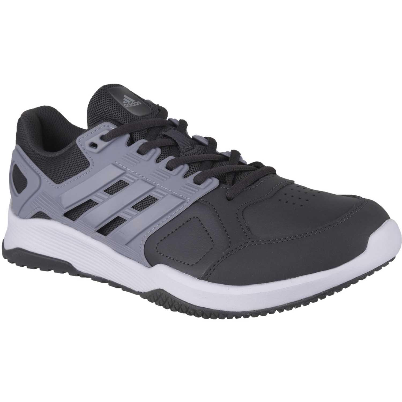 san francisco ca5af b7077 Zapatilla de Hombre Adidas Gris   negro duramo 8 trainer m