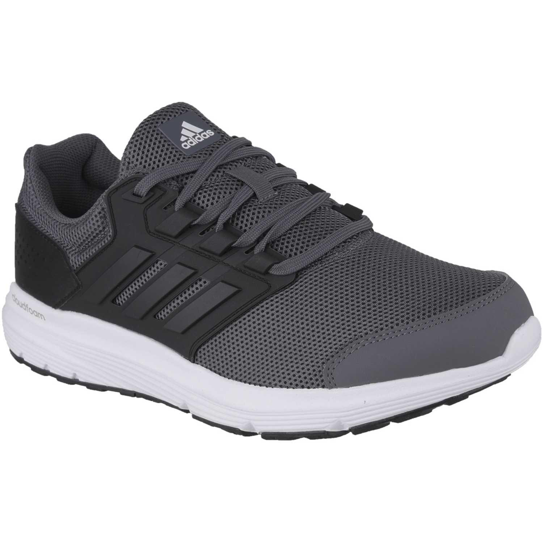 uk availability 66c36 96ca9 Zapatilla de Hombre adidas Gris   Negro galaxy 4 m