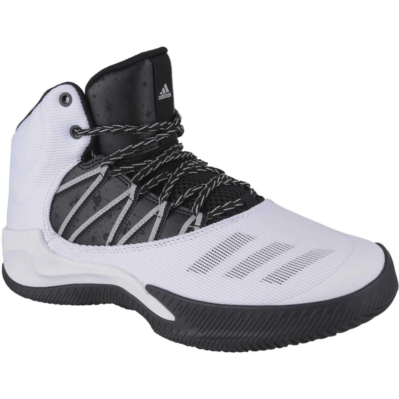 Zapatilla de Hombre Adidas Blanco   negro infiltrate  d053708a0