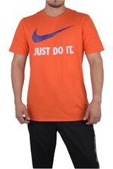 Nike NARANJA de Jovencito modelo NEW JDI SWOOSH Polos Deportivo