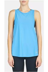 Under Armour Turquesa de Mujer modelo COOLSWITCH TANK Deportivo Bividis