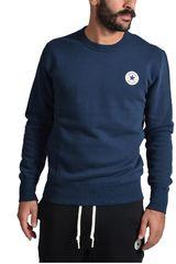 Converse Azul / Blanco de Hombre modelo CORE CREW NECK Chompas Casual