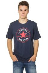 Converse Azul / Rojo de Hombre modelo CORE CP TEE Casual Polos