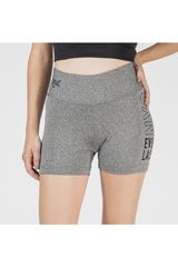 Everlast Gris de Mujer modelo IMPRESS Shorts Deportivo