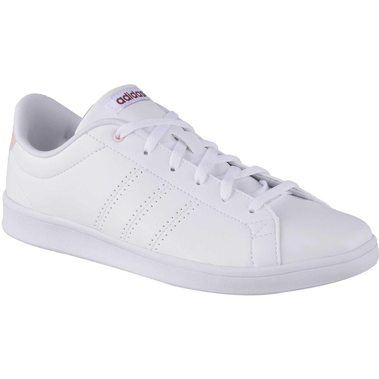 Zapatillas Urbanas Adidas Neo Courtset Blanco Mujer Outlet