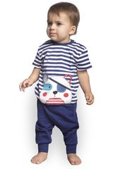 Kayser Azul de Bebito modelo 00.618 Pijamas Lencería Ropa Interior Y Pijamas