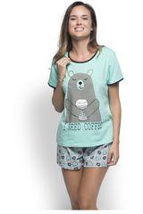 Kayser Turquesa de Mujer modelo 70.658 Lencería Ropa Interior Y Pijamas Pijamas