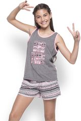 Kayser Gris de Niña modelo 75.664 Ropa Interior Y Pijamas Lencería Pijamas