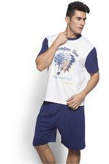 Pijama de Hombre Kayser Azul 77.560