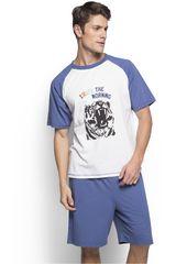 Kayser Azul de Hombre modelo 77.563 Lencería Pijamas Ropa Interior Y Pijamas