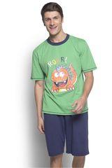 Kayser Verde de Hombre modelo 77.565 Ropa Interior Y Pijamas Lencería Pijamas