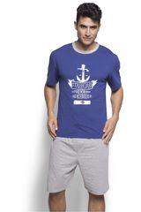 Kayser Azul de Hombre modelo 77.567 Lencería Pijamas Ropa Interior Y Pijamas