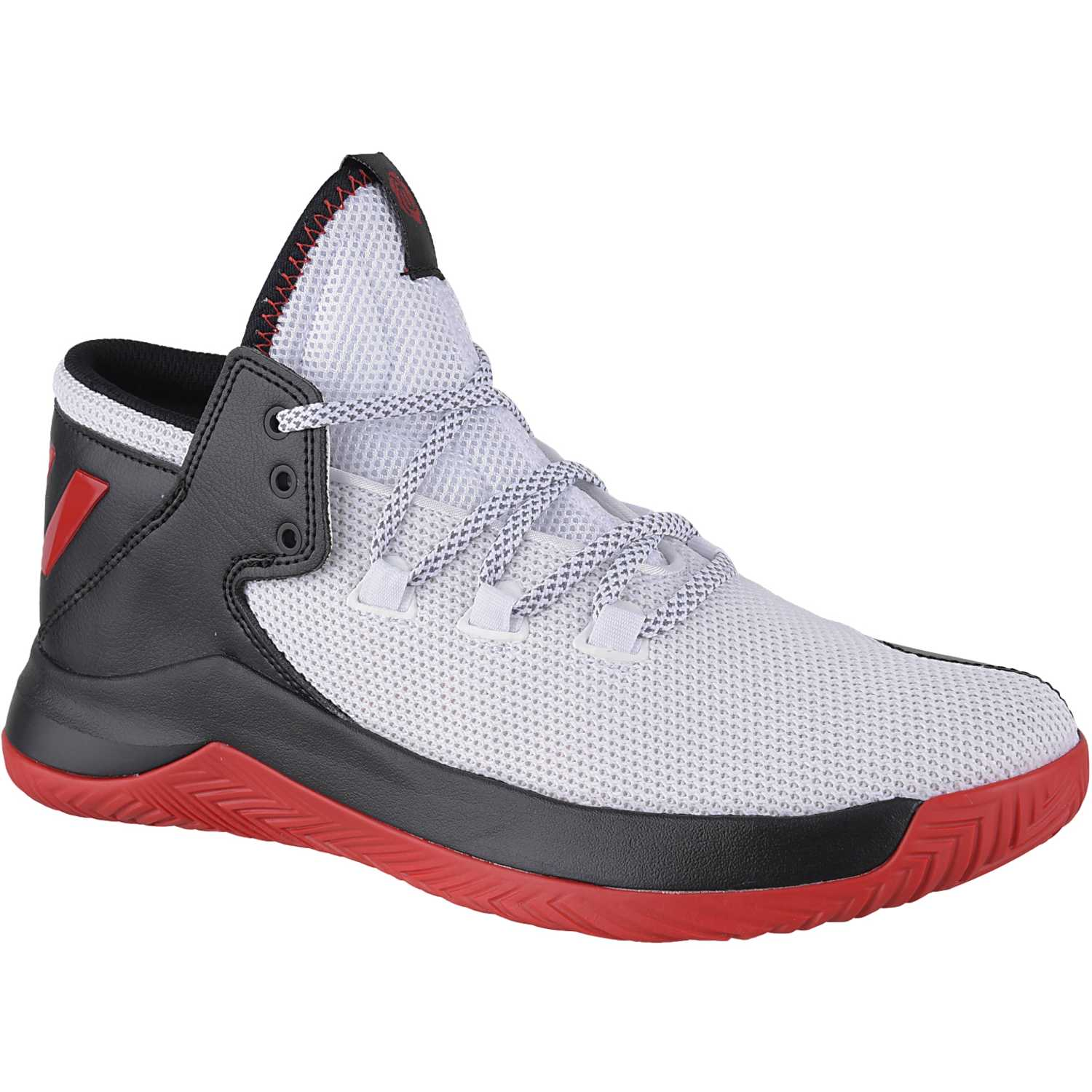 new product b2131 153b4 Zapatilla de Hombre Adidas Blanco  negro d rose menace 2