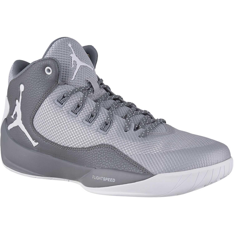 ed1c714ec79 Zapatilla de Hombre Nike Gris jordan rising high 2