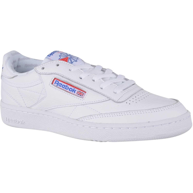 b619f8541 Zapatilla de Hombre Reebok Blanco club c 85 so