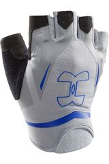 Under Armour Gris / Azul de Hombre modelo UA FLUX MENS Guantes