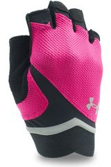 Guantes de Mujer Under Armour Fucsia / Negro UA FLUX WOMENS