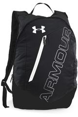 Under Armour Negro / Blanco de Hombre modelo UA ADAPTABLE BP Mochilas