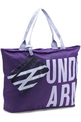Under Armour Morado / Celeste de Mujer modelo UA BIG WORD MARK TOTE Bolsos Carteras