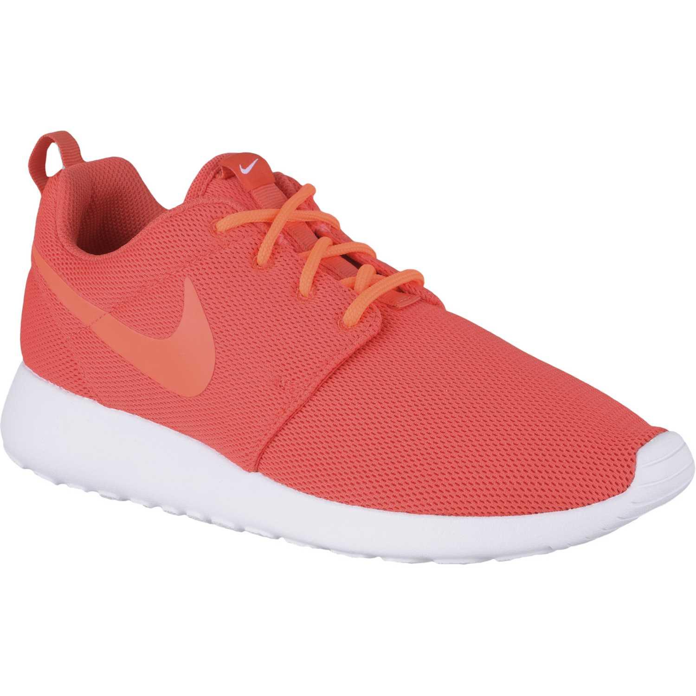 0164b5992a Zapatilla de Mujer Nike Naranja / blanco wmns roshe one | platanitos.com