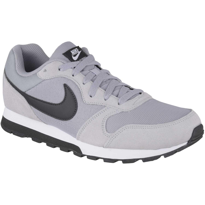 2d821d0debed5 Zapatilla de Hombre Nike Gris   Negro md runner 2