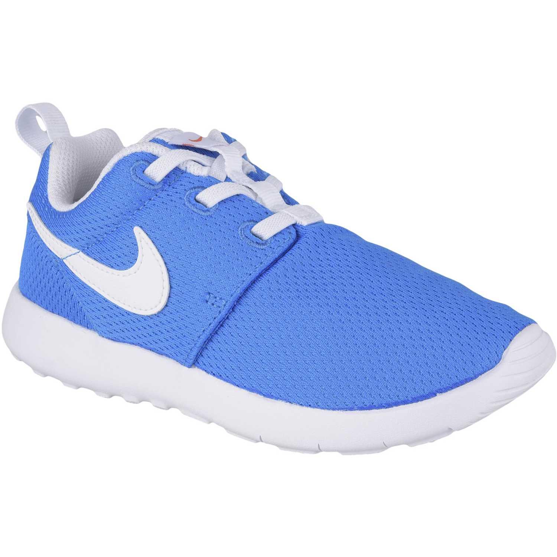 sale retailer 3b731 d5fda Zapatilla de Niño Nike Azul  celeste roshe one bpv