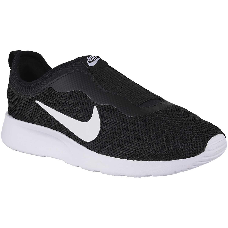 Zapatilla de Mujer Nike Negro  Blanco wmns tanjun slip
